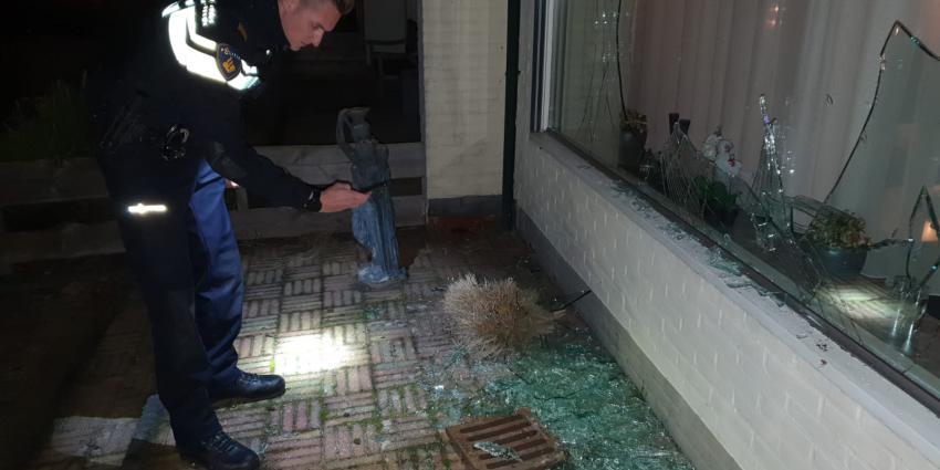 Politie onderzoekt putdeksel