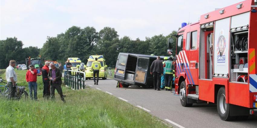 Foto van ongeval Eldersloo | Van OostMedia | www.vanoostmedia.nl