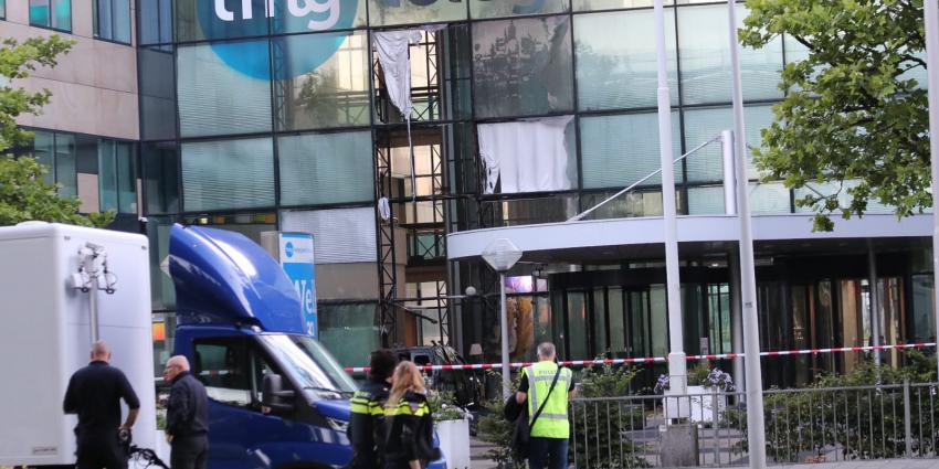 aanslag-Telegraafgebouw