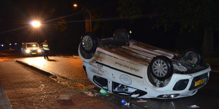 Foto van ongeval van Winschoten | DG-fotografie | www.denniegaasendam.nl