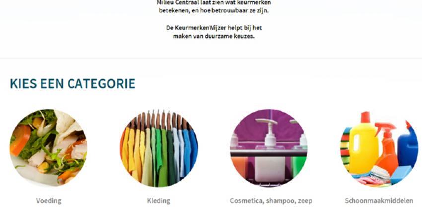 Website schept orde in chaos van keurmerken