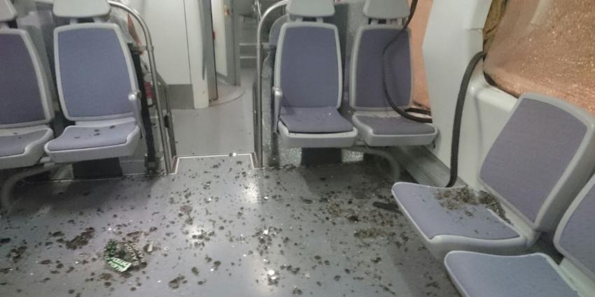 48 gewonden na botsing trein op station in Barcelona