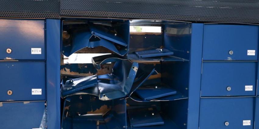 Brievenbussen opgeblazen in Vlaardingen