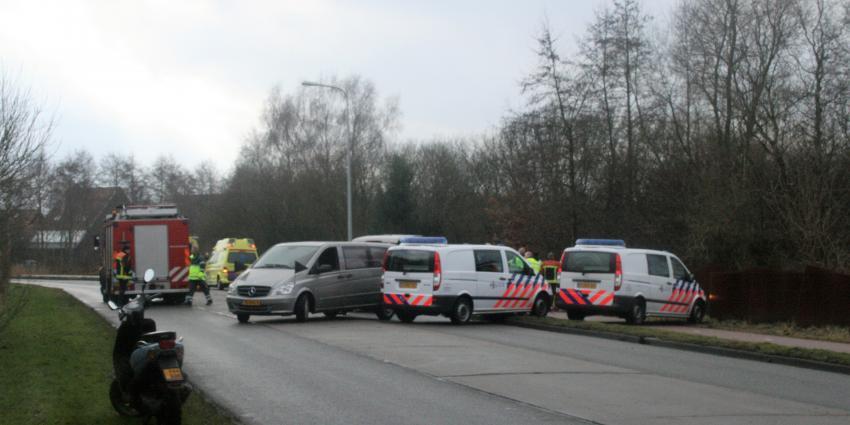 Dode bij aanrijding in Groningen