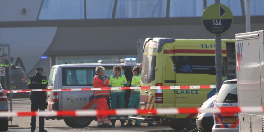 Man geen verdachte meer in zaak liquidatie Amsterdam-Noord