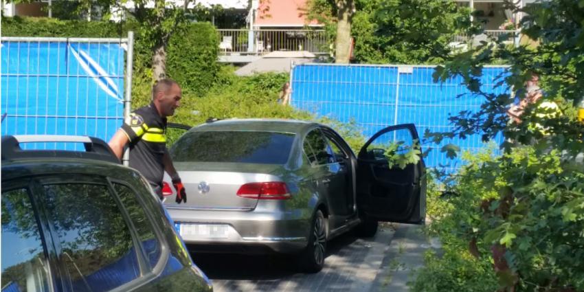 Dode in auto gevonden Uithoorn