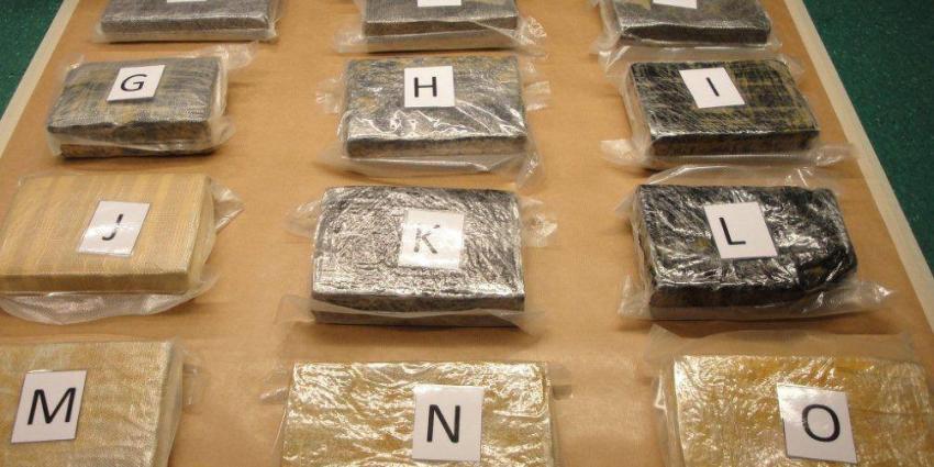 In beslag genomen cocaïne | KMar