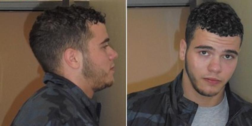 Politie op zoek naar Luciano Dijkman (19), die vluchtte tijdens begeleid verlof