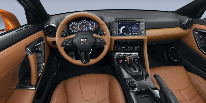 Vernieuwde Nissan GT-R laat hart nog sneller kloppen