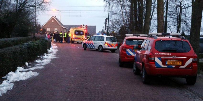 Treinbrand | Tom Louter | www.112brabantnieuws.nl
