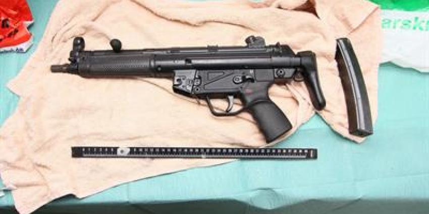 'Landelijk platform vuurwapens in stilte opgeheven'