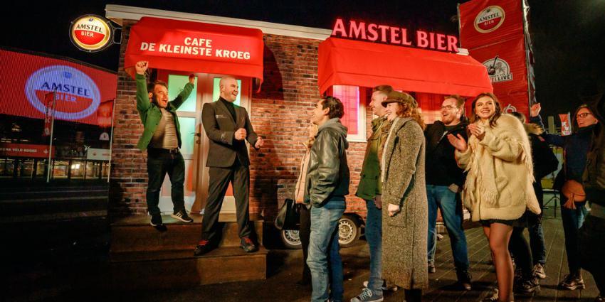 Grootste Amstelkroeg van Nederland opent weer haar deuren