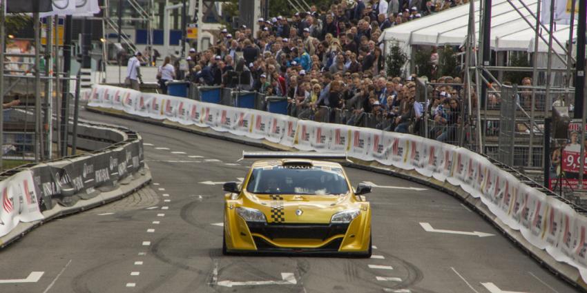 Record aantal bezoekers Rotterdam - City Race