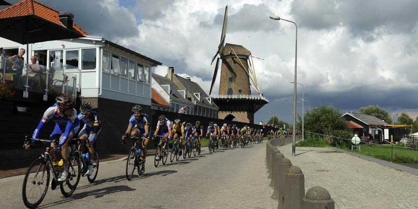 Ronde van Midden-Nederland passeert Wijk bij Duurstede