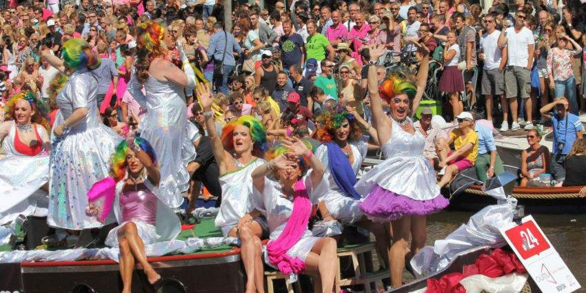 Gezellige Gay Pride maar wel veel smartphones gestolen
