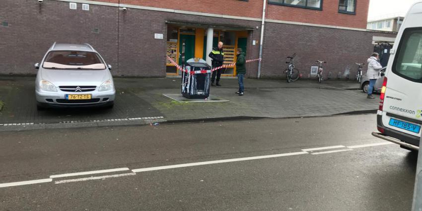 vuurwerk in Groningen