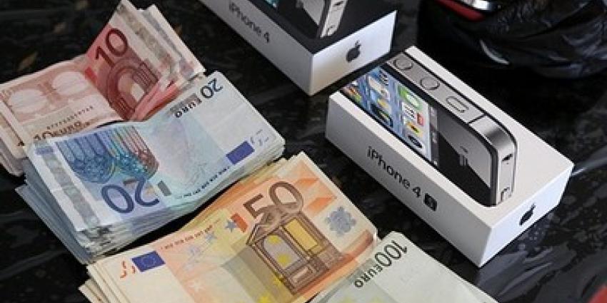Foto van geld | Politie