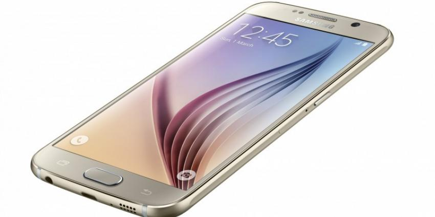 Lange rijen voor Samsung Galaxy S6 en Galaxy S6 edge