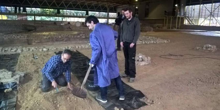 Gemeente Heerlen mogelijk oudste stad na vondst Romeins Badhuis