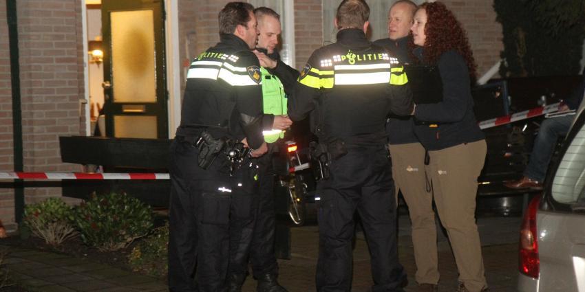 Bewoner gewond bij poging overval op woning in Sint Hubert