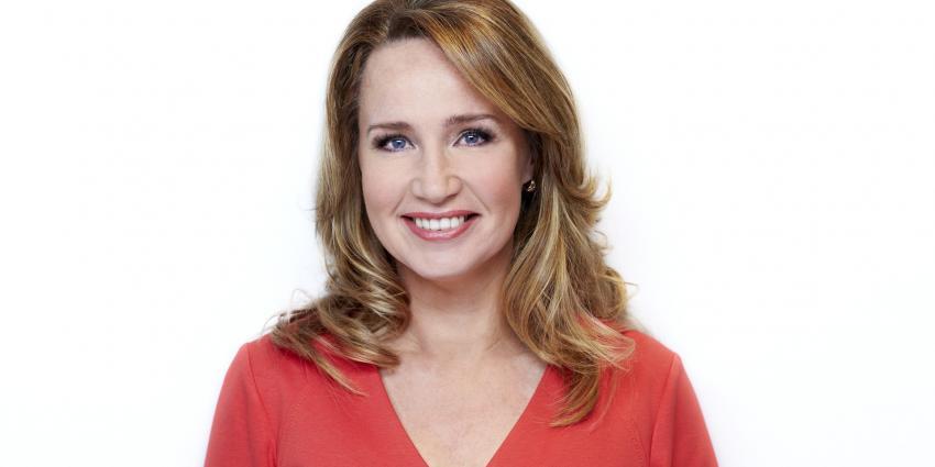 Helga van Leur stopt als weervrouw op tv