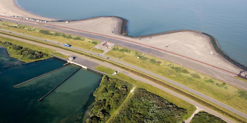 500.000m3 zand voor Deltawerken
