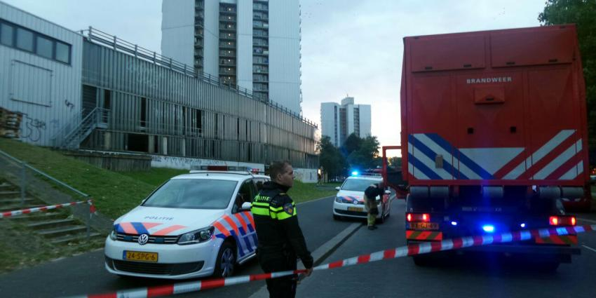 Dode en zwaargewonde bij tweede schietpartij zaterdag in Amsterdam