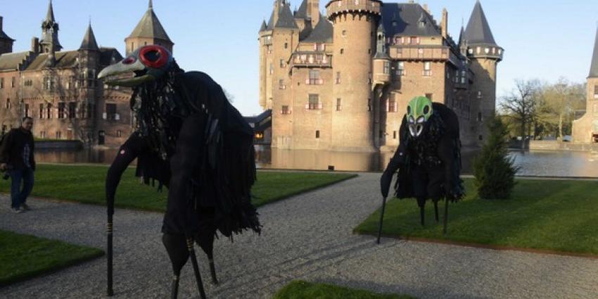 Foto van Elfia in park kasteel De Haar   Aneo Koning   www.fotokoning.nl