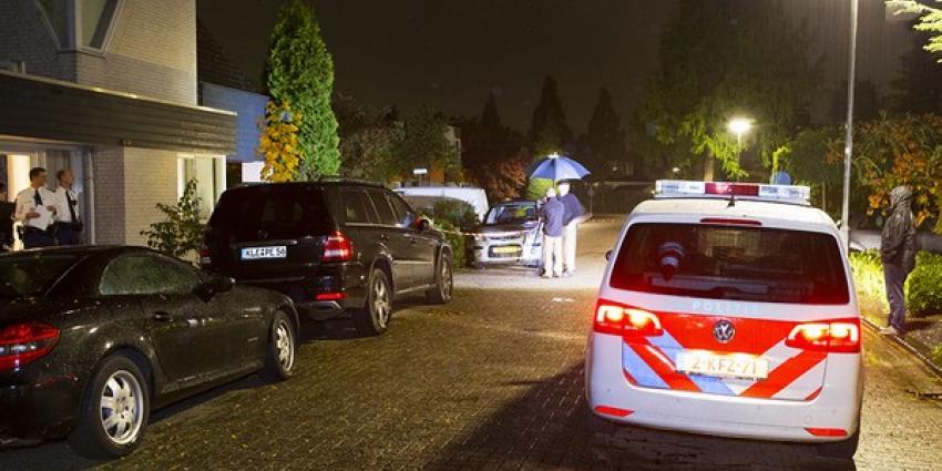 Foto van woningoverval | Persburo Sander van Gils | www.persburausandervangils.nl