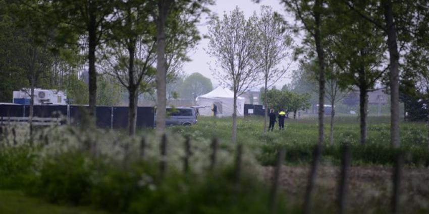 Vindplaats van de vermiste jongetjes | Fotopersbureau Groenenveld