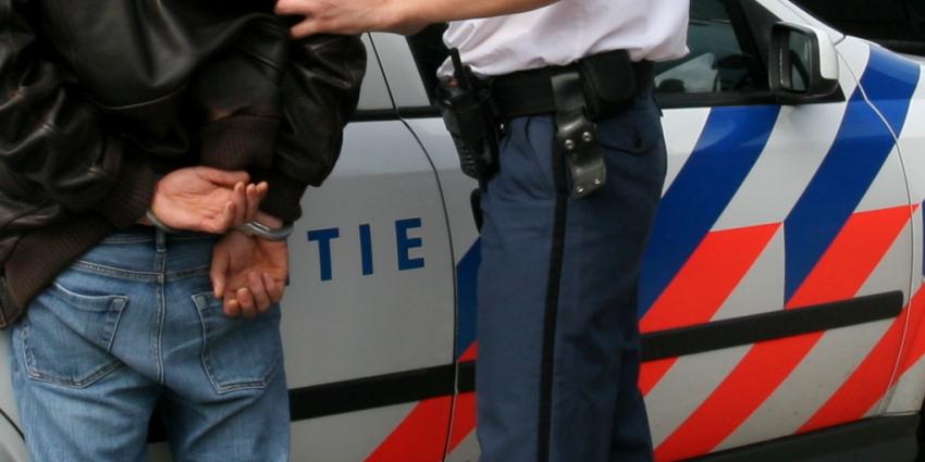 Man aangehouden na schietincident in Groningen