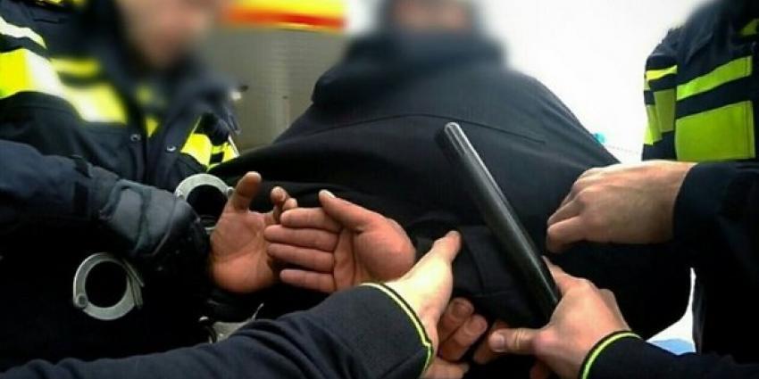Man met openstaande boete van 7000 euro opgepakt