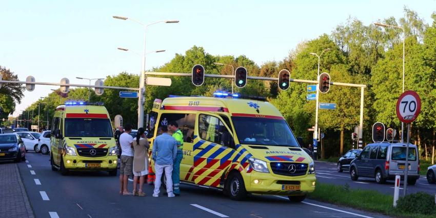 Meisje zwaargewond bij aanrijding op N65 in Vught