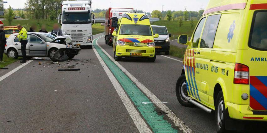 aanrijding-ambulances