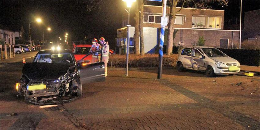 Twee gewonden bij verkeersongeval Barger Compascuum