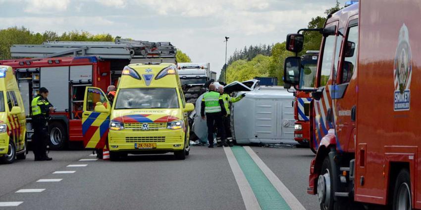 aanrijding-brandweer-ambulance