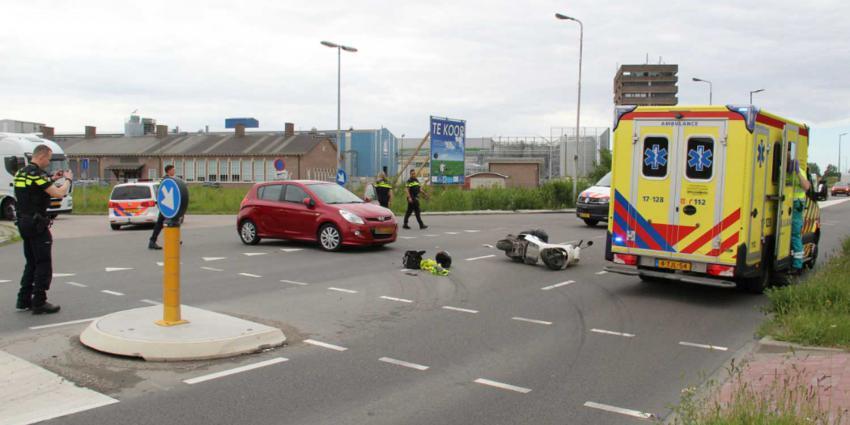 aanrijding-scooter-ambu