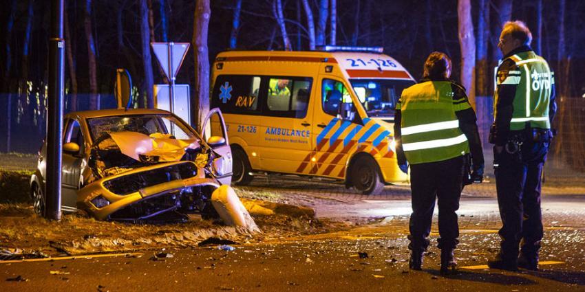 'In Noord-Brabant rijdt men de meeste schades'
