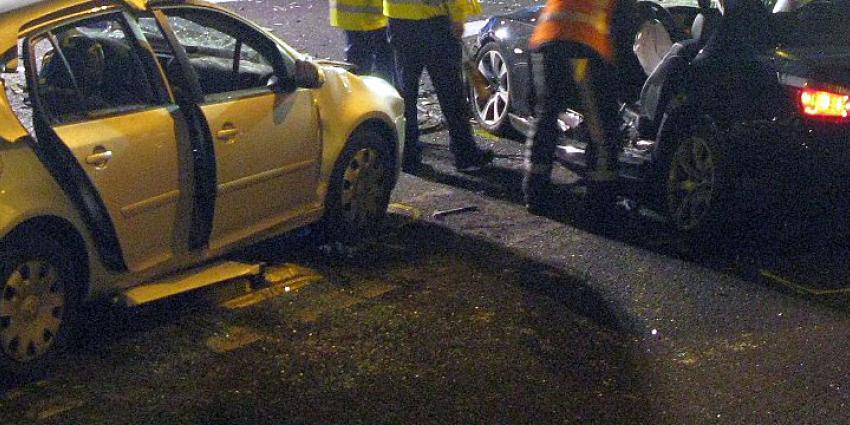 Provincie start onderzoek naar ongevallen Drie Merenweg (N205) Haarlemmermeer