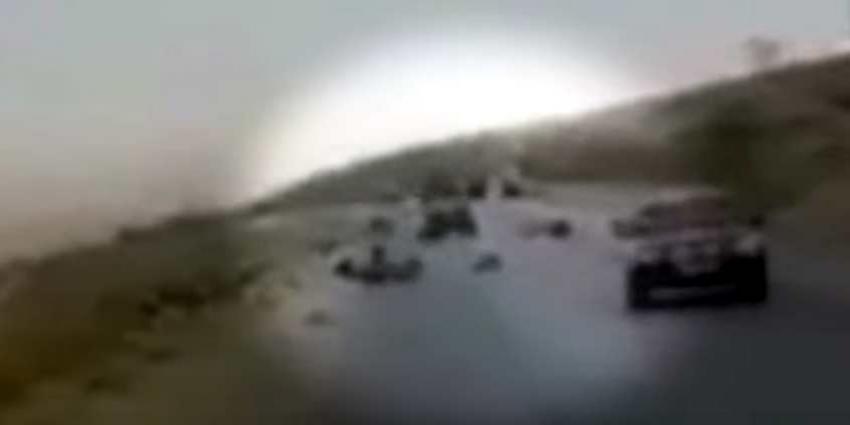 Dodelijke aanrijding toeristen was terroristische aanslag