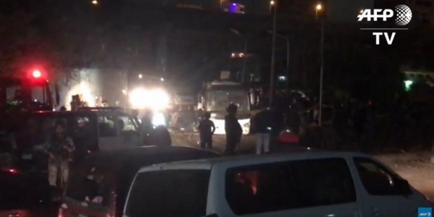 Doden bij aanslag op bus met toeristen in Egypte