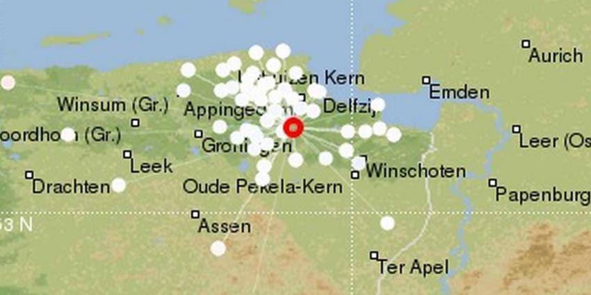 Kwart jonge Noorderlingen wil verkassen om aardbevingen