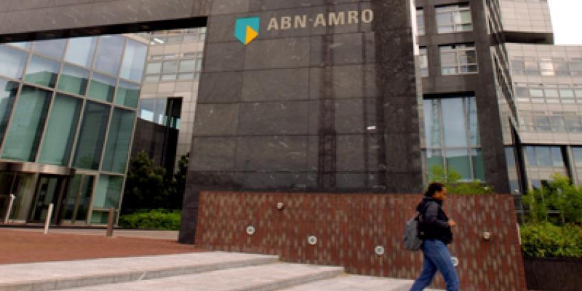 ABNAMRO ziet winst 2e kwartaal door tegenvallers krimpen
