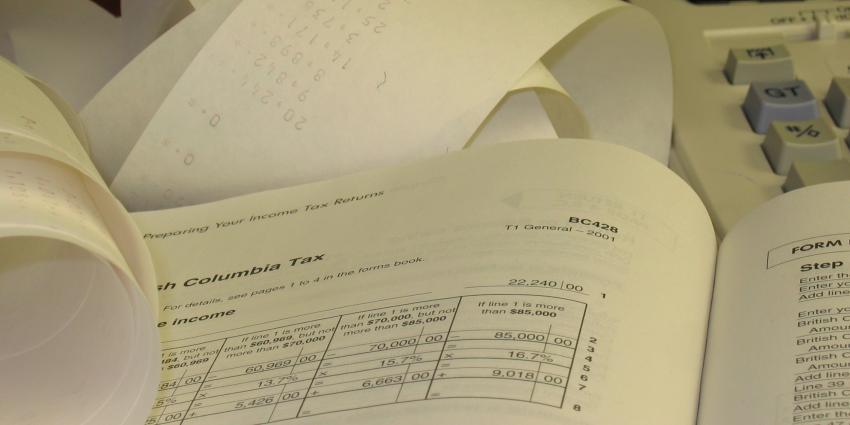 Inkomens accountants voor het eerst sinds crisis weer hoger