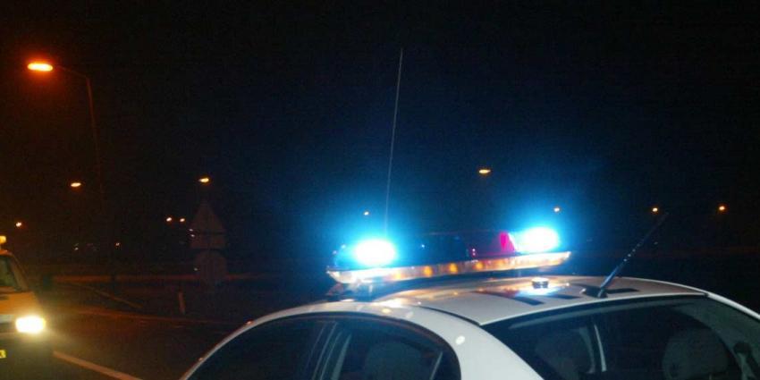 Politie schiet tijdens wilde achtervolging op A20