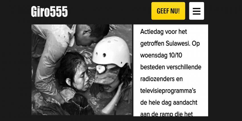Woensdag 10 oktober Nationale Actiedag voor Sulawesi