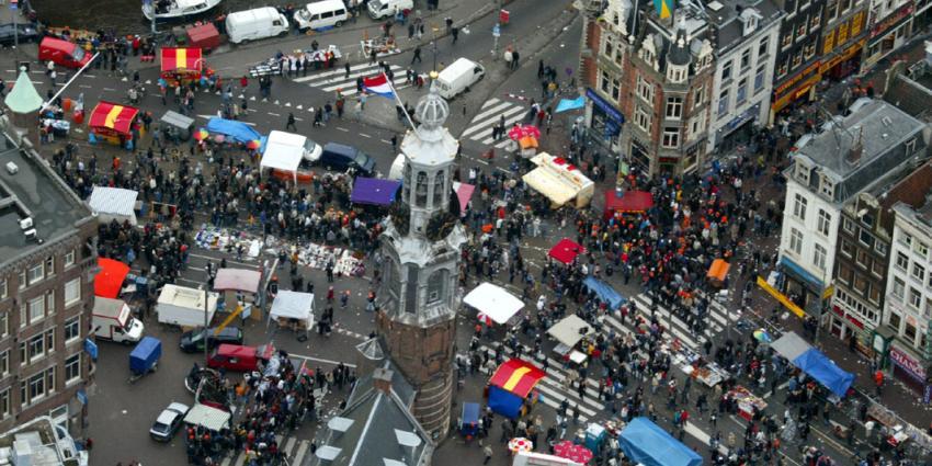 Politie maakt zich op voor Koningsdag Amsterdam