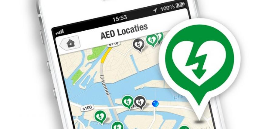 Rode Kruis roept alle Nederlanders op AED's aan te melden