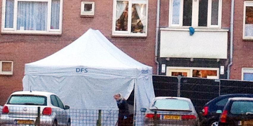 foto van afrekening Amsterdam | Frans van de Sloot