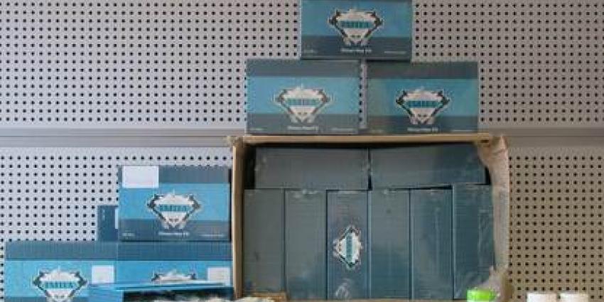 Aanhoudingen voor handel in verboden afslankproducten